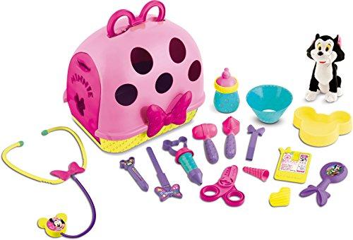 IMC Toys Mouse - Disney - Set Vétérinaire Minnie 180666