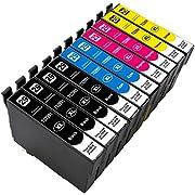 ESMOnline 10 kompatible XL Druckerpatronen (4 Farben) als Ersatz für Epson 29 (T298x und T299x) zu Epson Expression Home XP 455 452 445 442 435 432 355 352 345 342 335 332 257 255 247 245 235