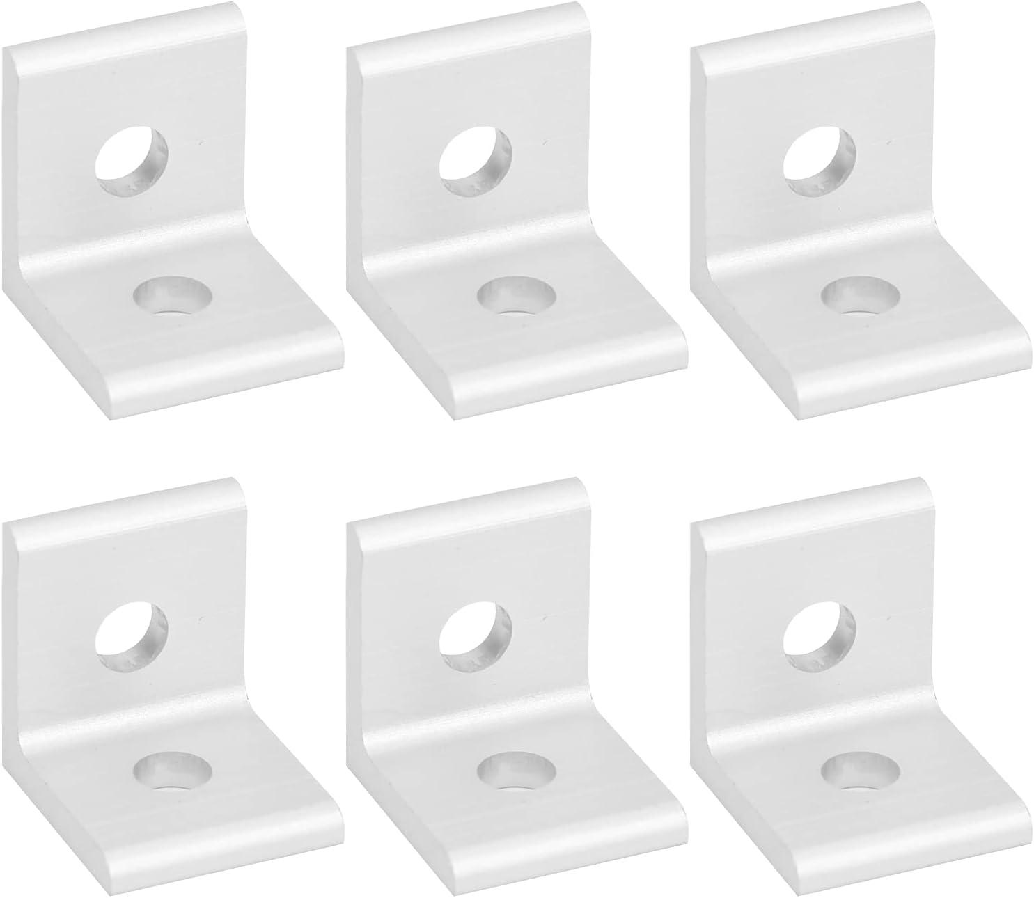 YIUS 10pcs L Bracket Corner Shape Joi Connector Aluminum Brace At the price Overseas parallel import regular item