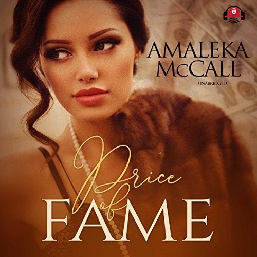 Price of Fame audiobook cover art