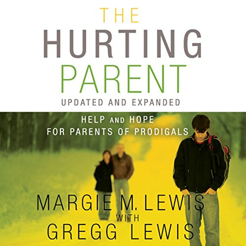 The Hurting Parent audiobook cover art