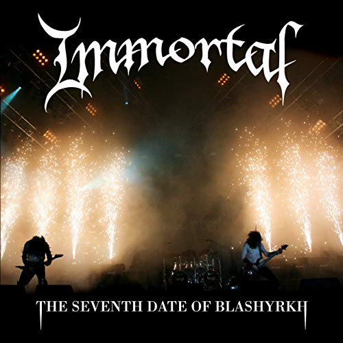 The Seventh Date of Blashyrkh (Live)