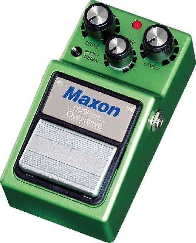 Maxon 기타 이펙터 Overdrive Pro OD820