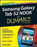 Samsung Galaxy Tab S2 NOOK For Dummies