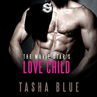 The Movie Star's Love Child audiobook cover art