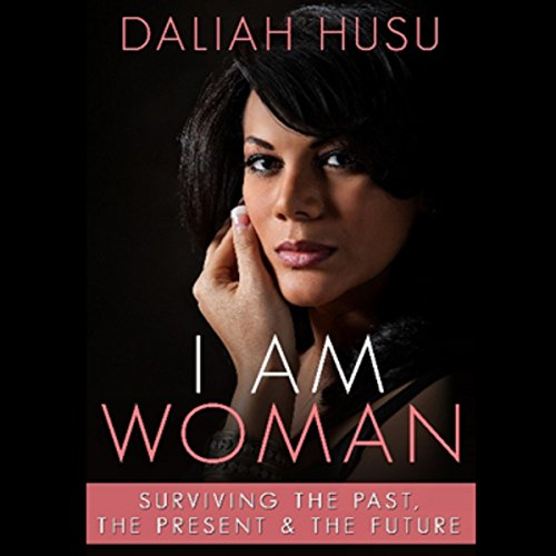 I Am Woman audiobook cover art