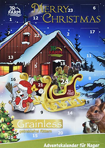 Adventskalender Hase & Co, 1er Pack (1 x 360 g)