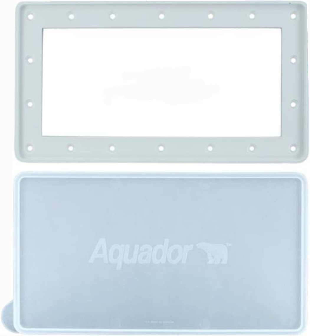 Aquador Courier shipping free 1010 Widemouth Skimmer Be super welcome Cover Plate