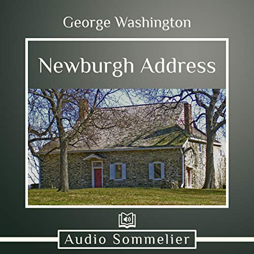 Newburgh Address audiobook cover art