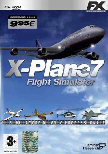 X-Plane ver.7 Flight Simulator Premium