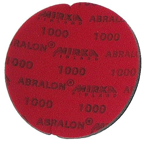Review Abralon Sanding Pad 1000 Grit