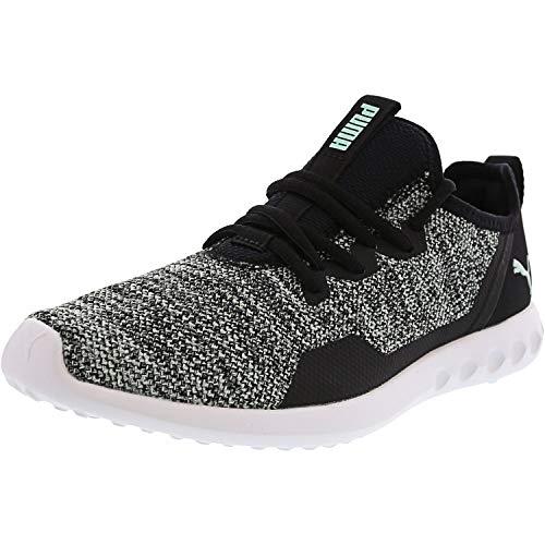 Puma Carson 2 - Zapatillas deportivas para mujer, Negro (Negro/Aguamarina), 36 EU
