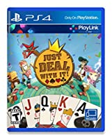 Just Deal with It! (輸入版:北米) - PS4
