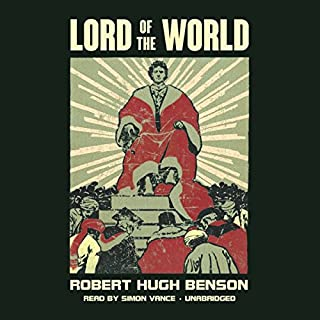 Lord of the World audiobook cover art