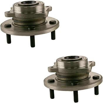 HU513179 x2 Brand New Front Set Wheel Bearing Hub Assembly