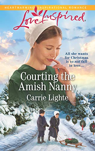 Courting the Amish Nanny (Amish of Serenity Ridge Book 1)