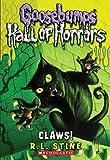Goosebumps Hall of Horrors #1: Claws! (Goosebumps Horrorland: Hall of Horrors, Band 1)