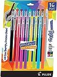 PILOT FriXion ColorSticks Erasable Gel Ink Stick Pens, Fine Point, Assorted Color Inks, 16-Pack (10367) - New