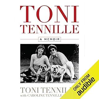 Toni Tennille audiobook cover art
