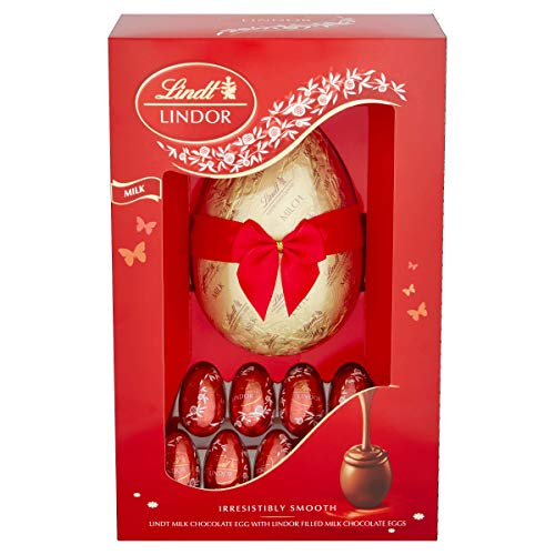 Lindt Lindor Shell Easter Egg, 322g