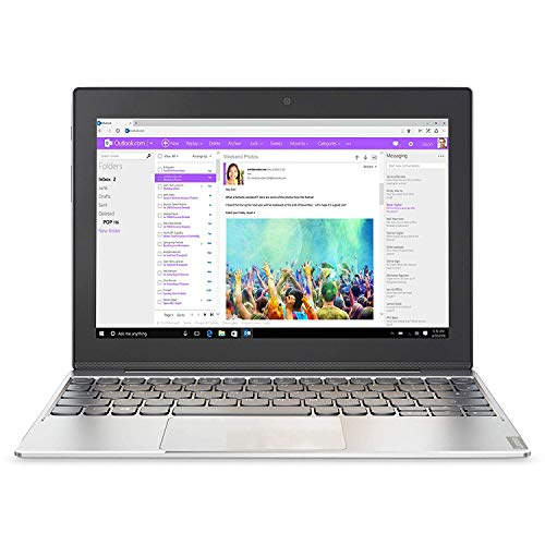 Lenovo Miix 320 1.44GHz x5-Z8350 Intel Atom 10.1' 1280 x 800Pixel Touch screen Argento Ibrido (2 in 1)