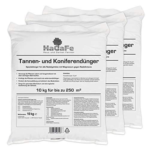 HaGaFe Tannendünger & Koniferendünger...