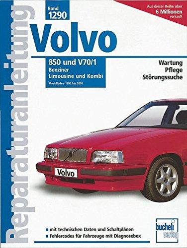 Volvo 850 und V70/1: 1992 bis 2001