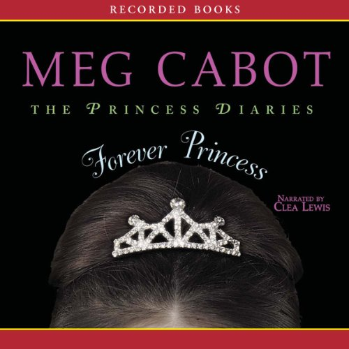 Forever Princess audiobook cover art