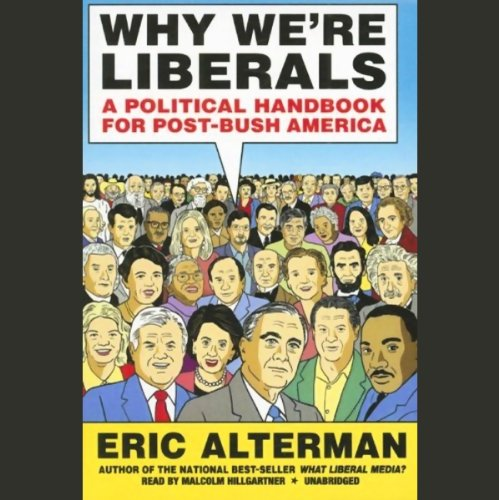 Why We're Liberals audiobook cover art