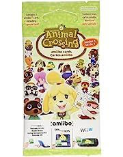 Nintendo - Pack de 3 tarjetas Amiibo Animal Crossing - Serie 1 (Nintendo 3DS)