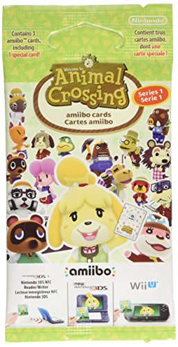 Animal Crossing Amiibo Cards Series 1