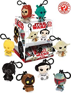 Funko Star Wars Mystery Minis Plush Keychains Classic Mystery Pack