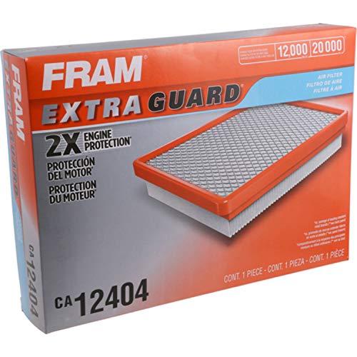 Fram Extra Guard Flexible Panel Air Filter, CA12404