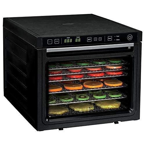 Rosewill Food Dehydrator Machine, 6-Tray