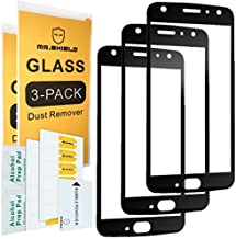 Mr.Shield [3-Pack] for Motorola Moto X4 / Moto X (4th Generation) [Japan Tempered Glass] [9H Hardness] [Full Cover] Screen Protector with Lifetime Replacement