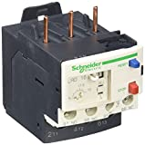 Schneider Electric LRD16 TeSys LRD Reles de Sobrecarga Térmica, 9… 13A, Clase 10A, 45mm x 70mm