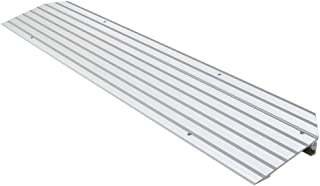 """Silver Spring 1-1/4"""" High Aluminum Mobility Threshold Ramp for Wheelchairs, Scooters, and Power Chairs"""