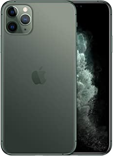 Apple MWDH2ZA/A iPhone 11 Pro With FaceTime Physical Dual SIM - 256GB, 4G, LTE - Midnight Green