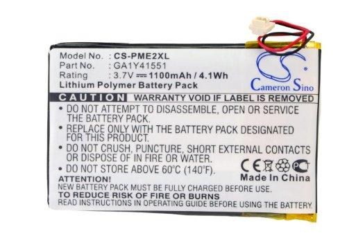CS-PME2XL Akku 1100mAh Kompatibel mit [Palm] Tungsten E2 Ersetzt GA1Y41551