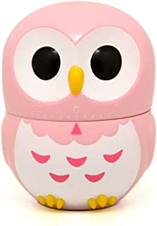 Golandstar Cute Cartoon Owl Timers Mini Size 60 Minutes Mechanical Kitchen Cooking Timer Clock Loud Alarm Counters Manual ...