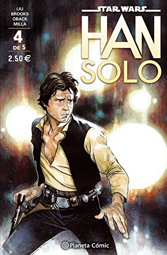Star Wars Han Solo nº 04/05: 14 (Star Wars: Cómics Grapa Marvel)