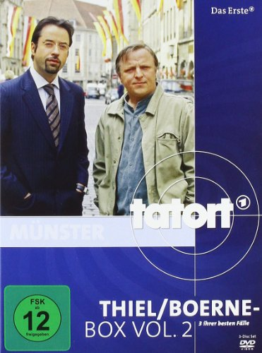 Tatort - Thiel/Boerne-Box, Vol. 2 (3 DVDs)