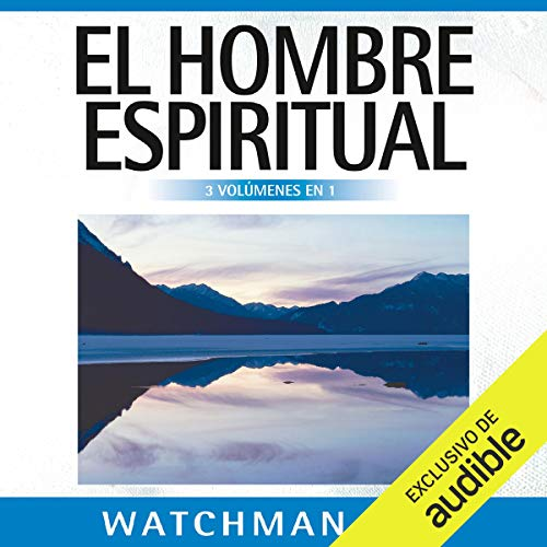 El Hombre Espiritual [The Spiritual Man]  By  cover art