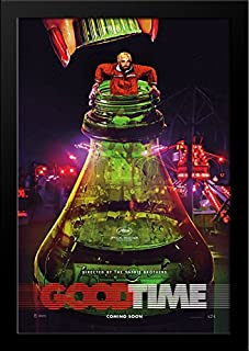 Best good time movie poster Reviews