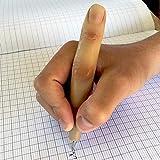 Stylo en forme de doigt - Gadget fantaisie missile humour original - Finger pen