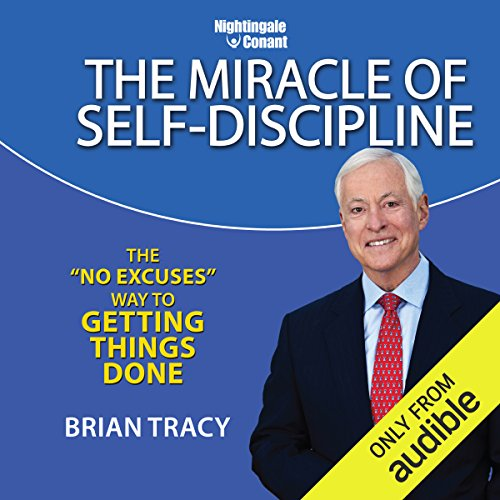 The Miracle of Self Discipline audiobook cover art