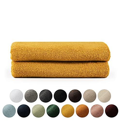 Blumtal Set de 2 Toallas de Manos (50x100cm) - Toallas Suaves y Absorebentes, 100% algodón,...