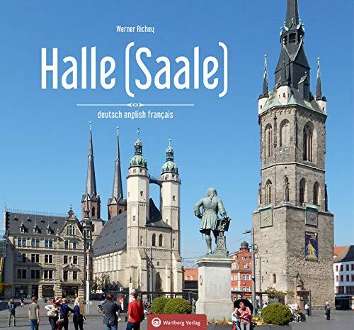 Halle (Saale) - Farbbildband (deutsch, englisch, französisch)