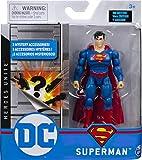 DC Comics - 6056331 - Figurine 10 cm DC Universe - Jeu jouet enfant - Modèle Aléatoire