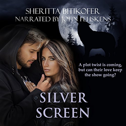 Silver Screen audiobook cover art